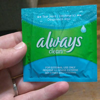 Always Fresh & Clean Wipes-To-Go uploaded by Crystal W.