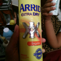 Arrid® XX® Extra Extra Dry® Regular Solid Antiperspirant Deodorant uploaded by LaTasha T.