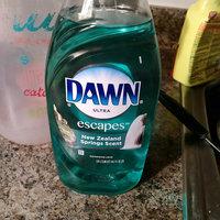 Dawn Escapes Dishwashing Liquid New Zealand Springs uploaded by LaTasha T.