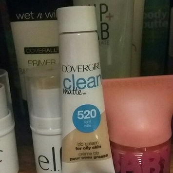 COVERGIRL Clean Matte BB Cream uploaded by Allison P.