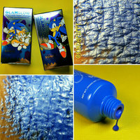 GLAMGLOW GRAVITYMUD™ Firming Treatment Sonic Blue Collectible Edition Knuckles uploaded by E A.