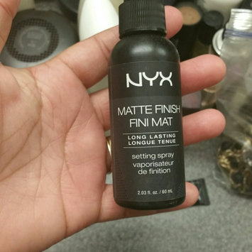 NYX Cosmetics Makeup Setting Spray - Matte Finish uploaded by Nadiva M.