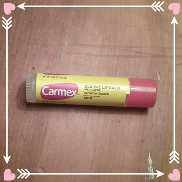 Carmex® Classic Lip Balm Original Stick uploaded by nicole c.