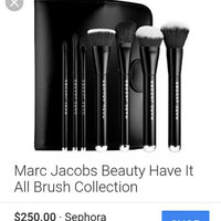 Marc Jacobs Beauty Have It All Brush Collection uploaded by Kayla S.