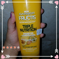 Garnier® Fructis® Triple Nutrition Conditioner 12 fl. oz. Bottle uploaded by Lidia R.