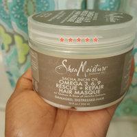SheaMoisture Sacha Inchi Oil Omega 3, 6, 9 Rescue + Repair Hair Masque uploaded by Adalgisa c.