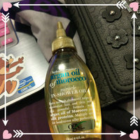 OGX® Hydrate + Repair Argan Oil Of Morocco Miracle In-shower Oil uploaded by Amanda O.