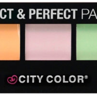CITY COLOR Correct & Perfect Palette uploaded by Olivera V.