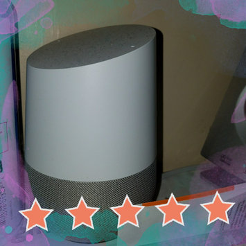 Photo of Google Home uploaded by Lidia R.