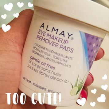 Almay Oil Free Gentle Eye Makeup Remover Pads uploaded by Dara W.
