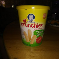 Gerber® Lil' Crunchies® | Veggie Dip uploaded by cambria w.