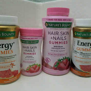 Photo uploaded to Nature's Bounty® Energy Gummies by K J.