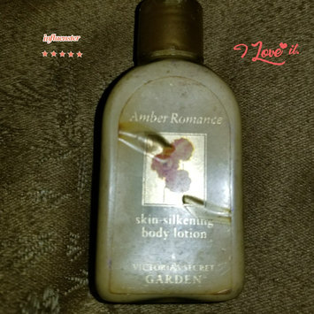 Photo of Victoria's Secret Amber Romance Ultra Moisturizing Hand and Body Cream 6.7 fl oz (200 ml) uploaded by ExoticAsianGoddess L.