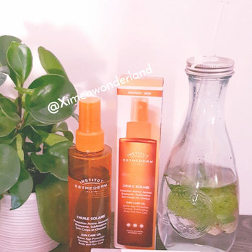Photo of Institut Esthederm Sun Care Oil Strong Sun 150ml uploaded by Ximena E.