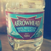 ARROWHEAD Brand 100% Mountain Spring Water uploaded by Joy P.