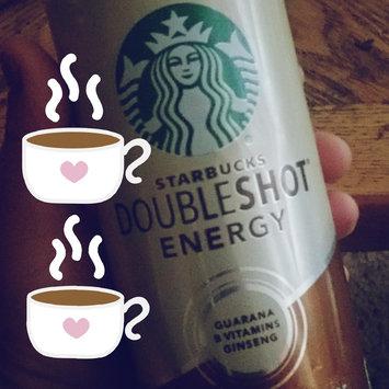 Photo of Starbucks Doubleshot Energy Coffee Drink Mocha uploaded by Joy P.
