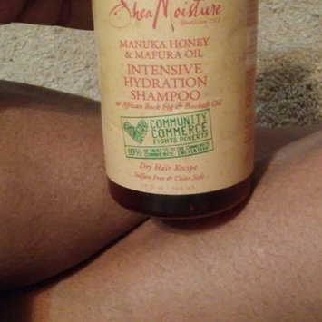 Photo of SheaMoisture Manuka Honey & Mafura Oil Intensive Hydration Conditioner uploaded by sharetha l.