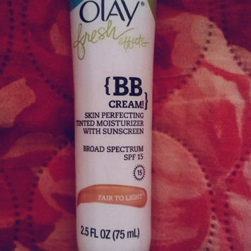 Photo of Olay Fresh Effects {BB Cream!} uploaded by Hilda T.
