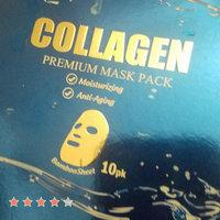 Beauty Treats Collagen Facial Mask uploaded by yajaira V.