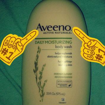 Photo of Aveeno® Daily Moisturizing Body Wash uploaded by Hannah L.
