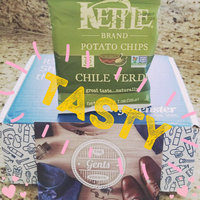KETTLE BRAND® Potato Chips Chile Verde uploaded by Richard K.