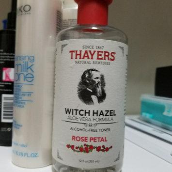 Thayers Alcohol-Free Rose Petal Witch Hazel Toner uploaded by Nishy L.