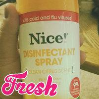 Nice! Disinfectant Clean Citrus - 12.5 oz. uploaded by Joy P.