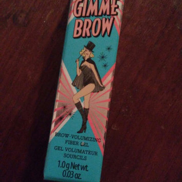 Benefit Cosmetics Gimme Brow Volumizing Eyebrow Gel uploaded by the m.