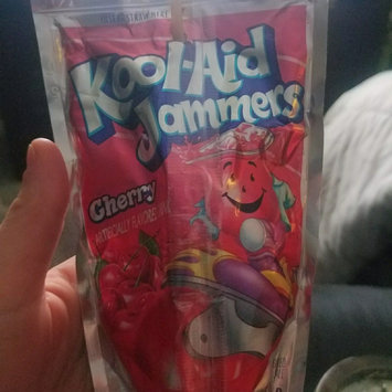 Photo of Kool-Aid Jammers Blue Raspberry Flavored Drink uploaded by Jessica V.