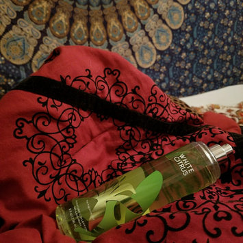 Photo of Bath & Body Works® Signature Collection WHITE CITRUS Fine Fragrance Mist uploaded by Emily R.
