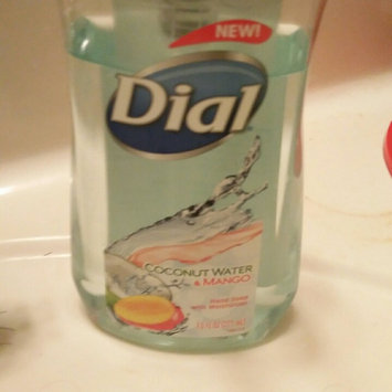 Photo of Dial Liquid Hand Soap, Coconut Water & Mango, 7.5 fl oz uploaded by Valerie D.