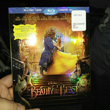 Photo of Beauty and the Beast (Blu-ray + Dvd + Digital) uploaded by Valerie D.