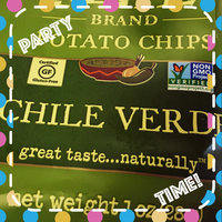 KETTLE BRAND® Potato Chips Chile Verde uploaded by Casey F.