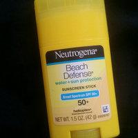 Neutrogena Sunscreen Stick, SPF 50 uploaded by C M.
