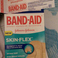 Band-Aid Flexible Bandages Skin Flex Assorted - 20 ea uploaded by Enithea F.