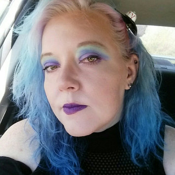 Photo of Ion Color Brilliance Brights Semi-Permanent Hair Color Shark Blue uploaded by Amber M.