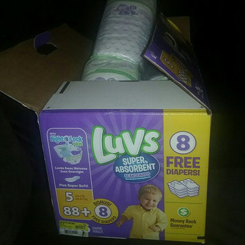 Photo of Luvs Diapers with Ultra Leakguards uploaded by Arianah S.
