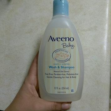 Photo of AVEENO® Baby Wash & Shampoo uploaded by leslie c.