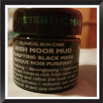 Peter Thomas Roth Irish Moor Mud Purifying Black Mask 5 oz uploaded by crystal g.