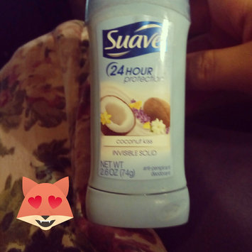 Photo of Suave Invisible Solid Antiperspirant Deodorant, Coconut Kiss uploaded by jenny m.
