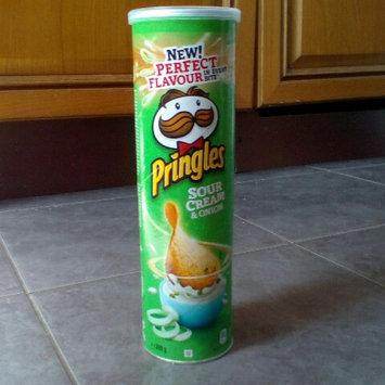 Pringles Potato Crisps Sour Cream & Onion uploaded by Heather L.