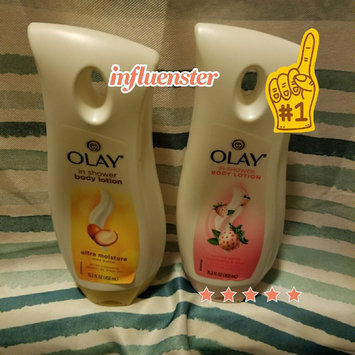 Photo of Olay Ultra Moisture In-shower Body Lotion uploaded by Monica W.