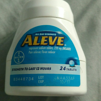 Photo of Aleve® Caplets uploaded by Ashley G.