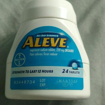 Aleve Caplets uploaded by Ashley G.