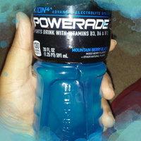 Powerade Ion4 Mountain Berry Blast Sports Drink 20 oz uploaded by LaToia S.