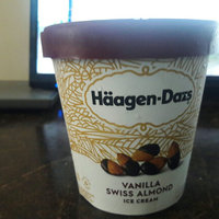 Häagen-Dazs Ice Cream Vanilla Swiss Almond uploaded by Jennifer M.