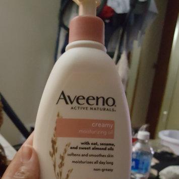 Aveeno Creamy Moisturizing Oil uploaded by katie p.