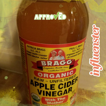 Braggs Organic Apple Cider  Vinegar  uploaded by Oyuky R.