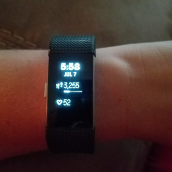 Photo of Fitbit Charge 2 - Plum, Small by Fitbit uploaded by Valerie D.