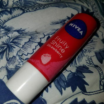 Photo of NIVEA Fruity Shine Strawberry Lip Balm uploaded by Editha I.